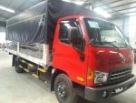 Tư vấn đại lý bán xe tải Hyundai HD99 Đô Thành uy tín: mua xe tặng trước bạ 100%, hỗ trợ vay đến 90%