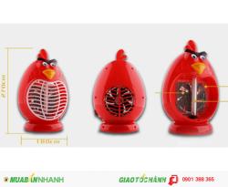 Đèn bắt muỗi bán ở đâu, đèn bắt muỗi Angry Bird bán ở đâu
