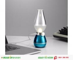 Đèn dầu led cảm ứng thổi bật tắt - MuaSamNhanh.com