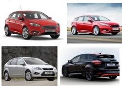 Ford Focus và những câu chuyện thú vị trong cuộc sống