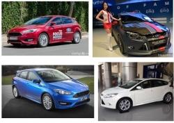 Trải nghiệm cuộc sống với Ford Focus S (Sport+)
