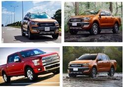 Tại thị trường Việt Nam, Ford Ranger là ông vua thống trị phân khúc bán tải