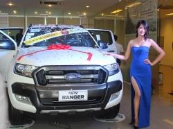 Xe Ford, Ford Ranger bên người đẹp
