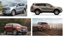 Ford Everest 2016 và những điều bất ngờ bạn chưa biết
