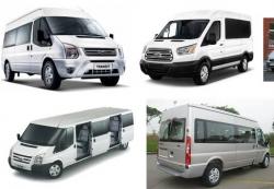 Ford Transit 2016 - Giải pháp tiện ích cho cuộc sống