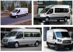 Ford Transit - dòng xe dẫn đầu trong dòng xe thương mại