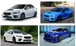 Bộ đôi Subaru WRX và WRX STI 2016 sẽ có nhiều cải tiến