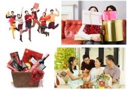Gợi ý chọn quà Tết ý nghĩa cho gia đình và bạn bè