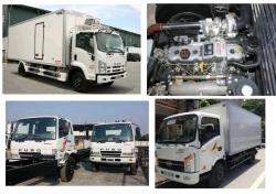 Ưu và Nhược điểm của dòng xe tải isuzu