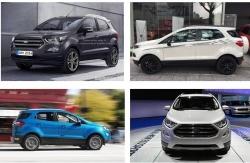 Giới thiệu Ford EcoSport 2017 thế hệ mới