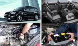 Hư hỏng thường gặp ở xe Chevrolet Captiva