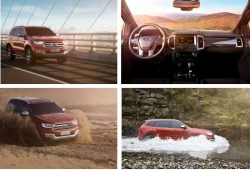 Top 9 công nghệ đáng giá trên xe Ford Everest mới
