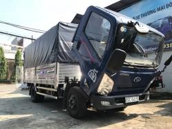 Chi tiết đánh giá xe tải 2.5 tấn Hyundai iz65