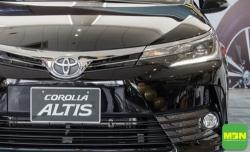 Tại sao nên mua ngay một chiếc xe Toyota Altis 2019
