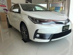 Tư vấn mua trả góp xe Toyota Altis 2019 tại TPHCM