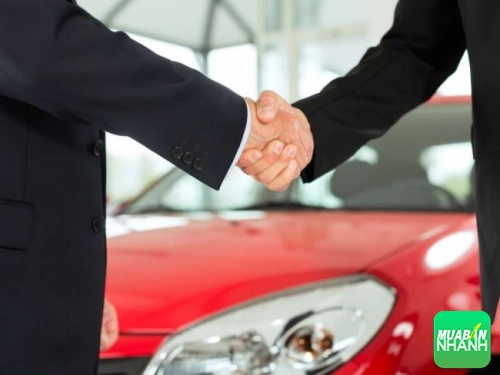 Kinh nghiệm mua bán xe nhanh