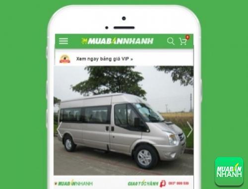 Giá xe Ford Transit, 86, Minh Thiện, Mua Bán Xe Nhanh, 01/07/2016 09:53:50