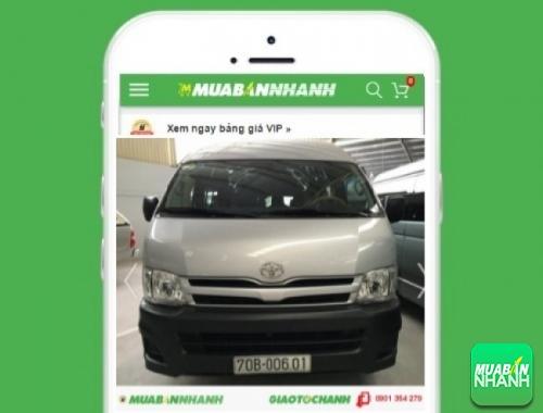 Giá xe Toyota Hiace động cơ Diesel (máy dầu), 87, Minh Thiện, Mua Bán Xe Nhanh, 06/07/2016 09:11:15