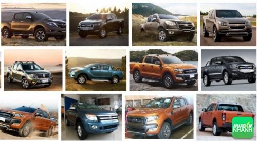 Ford Ranger và cuộc đua mới của ông vua bán tải