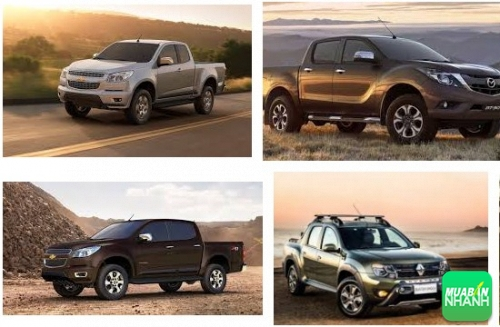 Ford Ranger và cuộc đua mới của ông vua bán tải, 110, Mai Tâm, Mua Bán Xe Nhanh, 04/01/2017 15:26:41
