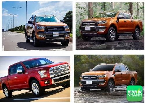 Tại thị trường Việt Nam, Ford Ranger là ông vua thống trị phân khúc bán tải, 111, Mai Tâm, Mua Bán Xe Nhanh, 04/01/2017 16:00:56
