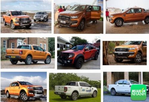 Xe bán tải Ford Ranger 2017, kinh nghiệm đi đường tránh bị phạt oan