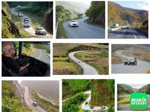 10 quy tắc cho bác tài khi lái xe đường núi