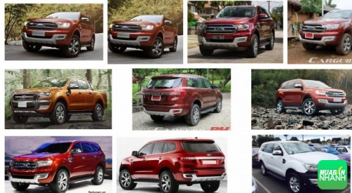 Ford Everest 2016 có gì mới đáng mua