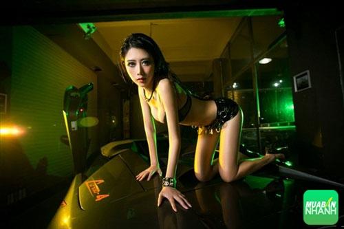 Người đẹp Trung Quốc cực sexy bên siêu xe, 130, Mai Tâm, Mua Bán Xe Nhanh, 06/01/2017 10:26:42