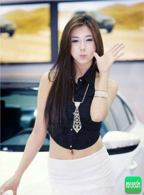 Người đẹp và ô tô nóng bỏng nhất xứ Hàn