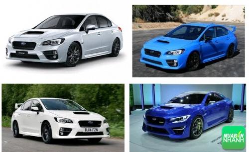 Bộ đôi Subaru WRX và WRX STI 2016 sẽ có nhiều cải tiến, 145, Uyên Vũ, Mua Bán Xe Nhanh, 09/01/2017 14:42:46