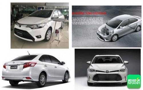 Toyota Vios 2017 ra mắt, giá từ 390 triệu đồng