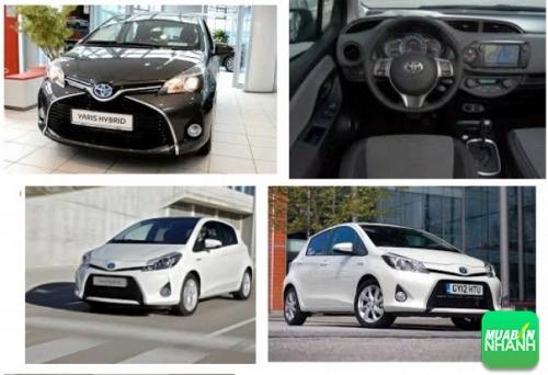 Toyota Yaris Hybrid: dòng xe ưa chuộng của dân thành thị
