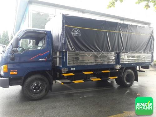 Đánh giá xe tải 8 tấn thùng dài Hyundai HD120SL, 160, Ngọc Diệp, Mua Bán Xe Nhanh, 16/03/2018 15:42:20