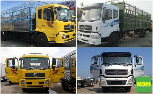 So sánh đánh giá xe tải thùng Dongfeng B170 Hoàng Huy và xe tải Dongfeng Trường Giang 9.6 tấn, 161, Ngọc Diệp, Mua Bán Xe Nhanh, 10/07/2018 10:21:02