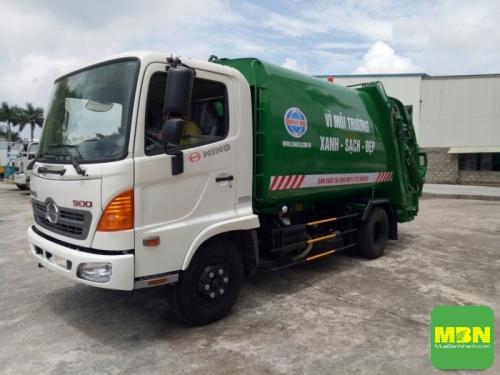 Giá xe ép rác Hino, 174, Ngọc Diệp, Mua Bán Xe Nhanh, 17/10/2018 08:10:35