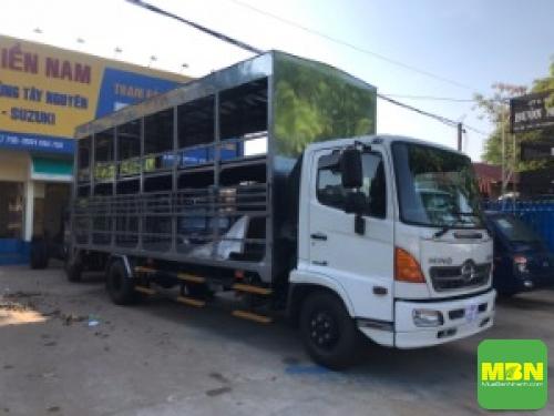 Cập nhật bảng giá mới nhất xe tải Hino 3,5 tấn (WU352L-NKMQHD3), trên thị trường, 181, Võ Sen, Mua Bán Xe Nhanh, 25/04/2019 09:36:12