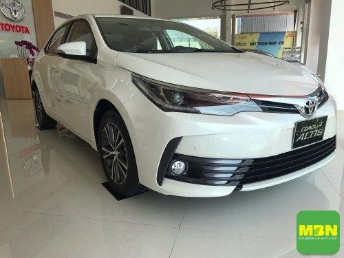 Tư vấn mua trả góp xe Toyota Altis 2019 tại TPHCM, 176, Ngọc Diệp, Mua Bán Xe Nhanh, 01/11/2018 16:33:33